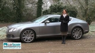 Download Bentley Continental GT review - CarBuyer Video