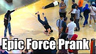 Download Epic Force Prank - Maxmantv Video