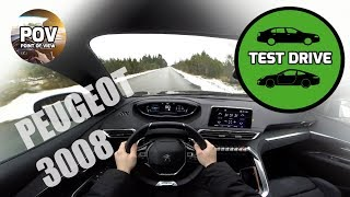 Download 2017 Peugeot 3008 GT Line POV test drive and review Video