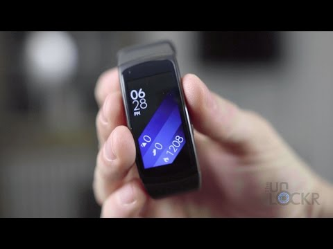 hqdefault Samsung Gear Fit2 Unboxing Technology