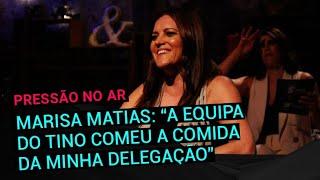Download Marisa Matias: ″A equipa do Tino de Rans comeu a comida da minha delegação″ Video