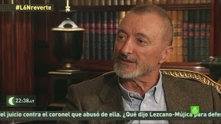Download Arturo Pérez-Reverte en L6N Video