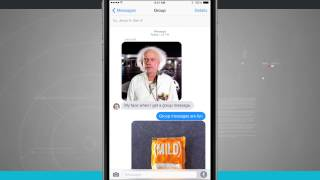 Download iPhone 6 Tips - How to Leave Group Messages Video