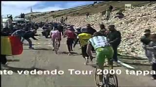 Download Tour de France 2000 - 12 Mont Ventoux Pantani Video