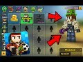 Download UNLOCKING THE MUSCLED BATTLE ROYALE SKIN I PIXEL GUN 3D !!!! Video