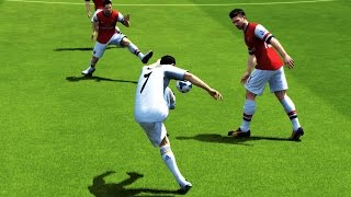 Download Long Shots From FIFA 98 to 15 Video