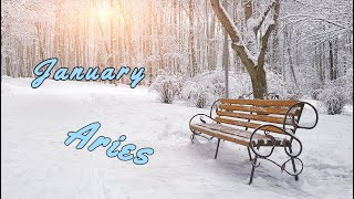 "Download ARIES ""The big release approaches"" JANUARY 2020 Tarot Reading Video"