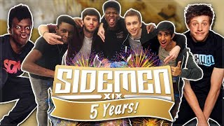 Download THE GREATEST SIDEMEN MOMENTS OF ALL TIME! (#Sidemen5Years) Video