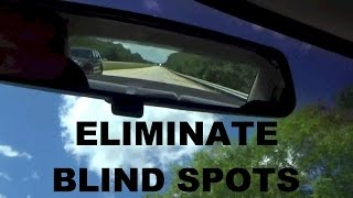 Download How To Adjust Your Car Mirrors To Eliminate Blind Spots SAE Video