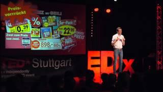 Download Billig ist teuer | Emanuel Vonarx | TEDxStuttgart Video