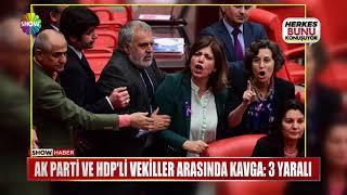 Download Ak Parti ve HDP'li vekiller arasında kavga: 3 yaralı Video