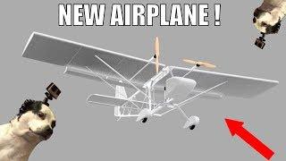 Download DIY Electric airplane mk2 (Pt1) Video