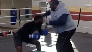 Download Adrien Broner Back In The Ring! Claims Quicker Hands Than Floyd Mayweather!! Video