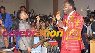 Download LAGOS STATE OUTREACH - Apostle Johnson Suleman #DAY 1 EVE Video