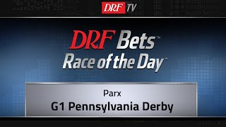 Download DRFBets Saturday Race of the Day - Pennsylvania Derby 2019 Video