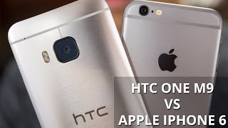 Download HTC One M9 vs Apple iPhone 6 Video