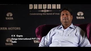 Download Tata Motors Bandhan: K K Gupta, Garga International PVT Ltd Video