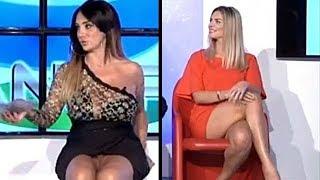 Download UPSKIRT Marika Fruscio e Monica Castellini - [Casa Napoli - 23 Ottobre 2018] Video