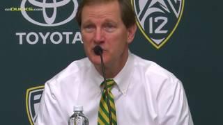Download Dana Altman Talks About Win Against Western Oregon Video