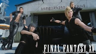Download Final Fantasy XV #2 - BATALHA CONTRA O PRIMEIRO BOSS! (Gameplay em PT-BR) Video