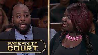 Download Man Tattoos Baby's Name On Arm But Now Has Doubts (Full Episode) | Paternity Court Video