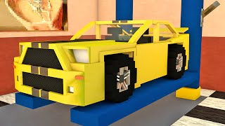 Download Minecraft - CARROS (Mini Game) Video