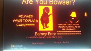 Barney Error 19 (Greenstar Error 1) Free Download Video MP4
