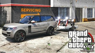 Download GTA 5 MOD#219 LET'S GO TO WORK!! (GTA 5 REAL LIFE MOD) 4K Video