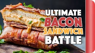 Download THE ULTIMATE BACON SANDWICH BATTLE Video