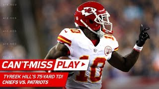 Download Tyreek Hill's Huge 75-Yard TD! ✌️ | Can't-Miss Play | NFL Week 1 Highlights Video