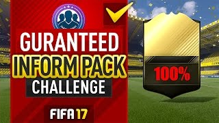 Download GUARANTEED IN FORM PACK! (CHEAP METHOD) #FIFA17 Ultimate Team Video