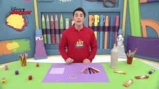 Download Disney Junior España Art Attack Telescopio Video
