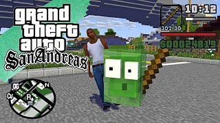 Download Monster School : GTA SAN ANDREAS PART 3 - Minecraft Animation Video