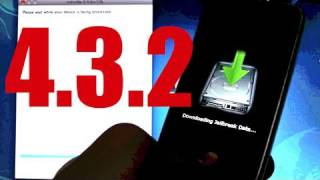 Download NEW Untethered 5.1.1/5.1/5.0.1/4.3.5/4.3.4/4.3.3/4.3.2 Jailbreak iPhone 4S/4/3Gs iPod 4G/3G & iPad Video