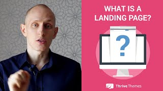 Download What Is a Landing Page? Do You Need One? Video