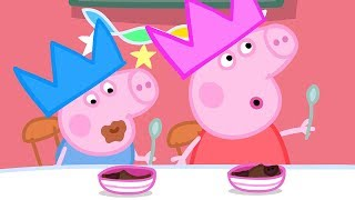 Download Peppa Pig Official Channel | Peppa Pig's Thanksgiving Celebration! Video