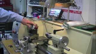 Download Grizzly G0602 Lathe Improvements by Jim Schroeder Video