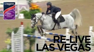 Download RE-LIVE | Las Vegas | Longines FEI World Cup™ Jumping 2017/18 NAL | Welcome Speed Classic Video