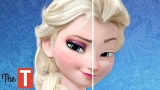 Download 10 Disney Princesses Without Makeup Video