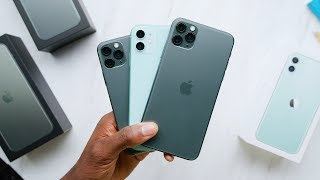 Download Unboxing Every Green iPhone 11! Video