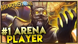 Download #1 Arena Player (Arena God NA) Best Moments | Hearthstone Video