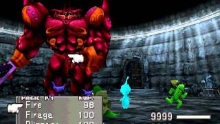 Download FF8 Enemy Control: Pupu, Cactuar, Tonberry vs Red Giant Video