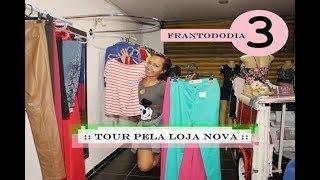 Download TOUR PELA LOJA NOVA | #FRANTODODIA | #3 Video