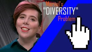 Download Marvel's ″Diversity″ Problem Video