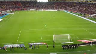 Download Atlas vs Pachuca (cánticos barra 51 y gol de Madueña) Video