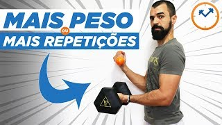 Download 👉É MELHOR FAZER COM MAIS PESO OU MAIS REPETIÇÕES? (na musculação, calistenia etc) Papo na Pia Ep.15 Video