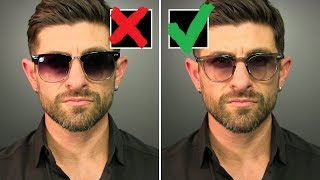 Download 3 Reasons You're Wearing The WRONG Sunglasses & Frames! (NOT Your Face Shape) Video