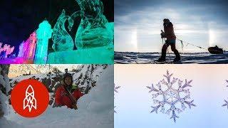Download Snow Art? Snow Problem! Video
