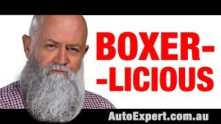 Download The applied physics of boxer engines | Auto Expert John Cadogan | Australia Video