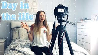 Download a day in the life of a teenage youtuber Video